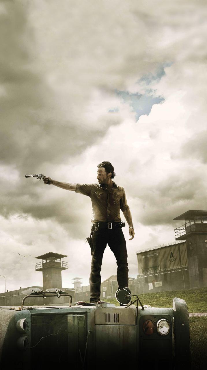 Papéis de parede do The Walking Dead para celular