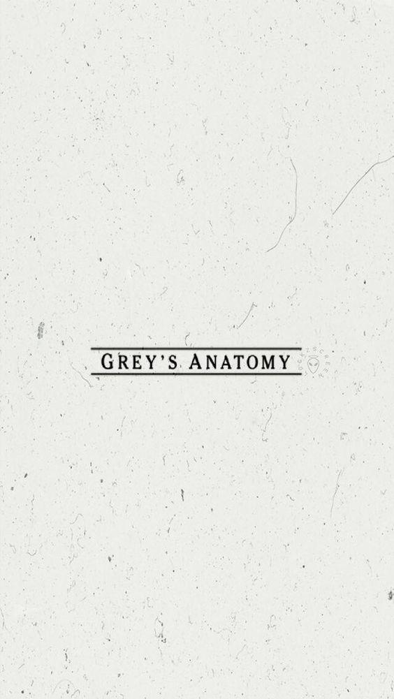 Papel de parede de Grey's Anatomy