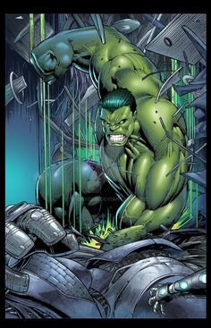 Papéis de parede do Hulk