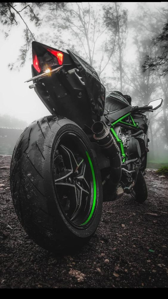 Papéis de parede de moto
