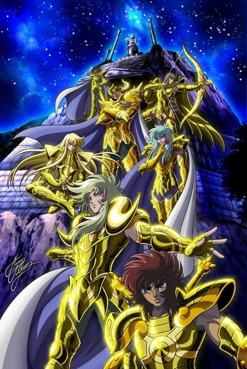 Cavaleiros do zodiaco (5)