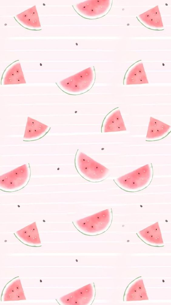 Papel de parede de melancia