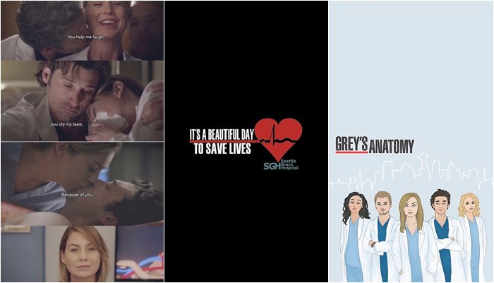 Papéis de parede de Grey's Anatomy