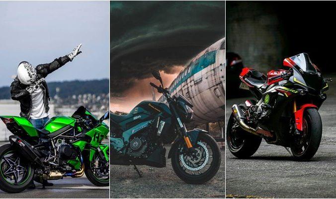 Papéis de parede de motos esportivas