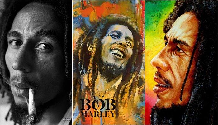 Papéis de parede do Bob Marley grátis