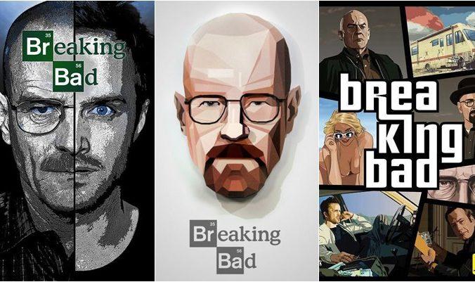 Papéis de parede do Breaking Bad