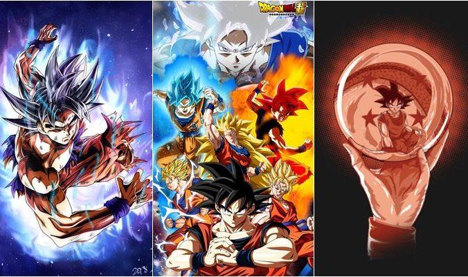 Papéis de parede do Dragon Ball