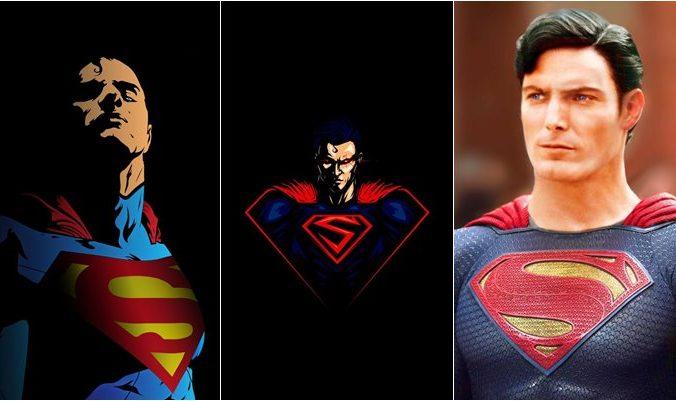 Papéis de parede do Super Homem