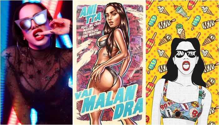 Papéis de parede da Anitta para celular