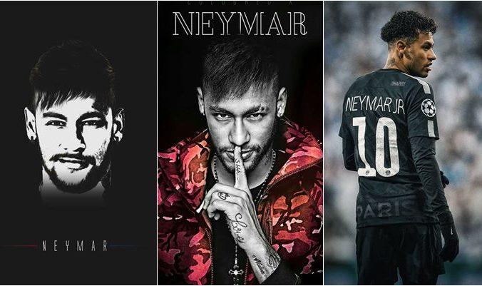 Papéis de parede do Neymar