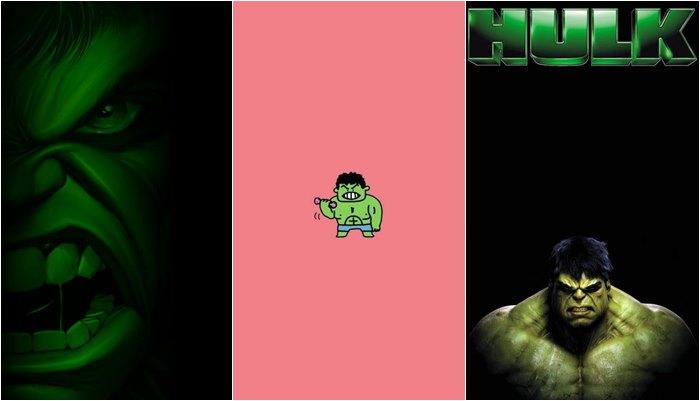 Papel de parede do hulk