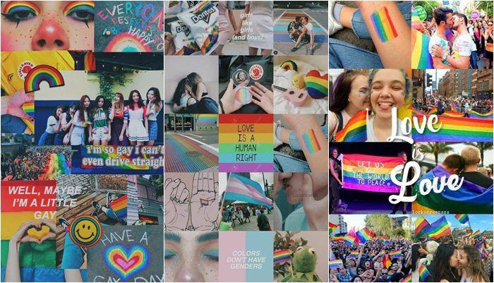 Papéis de parede LGBT