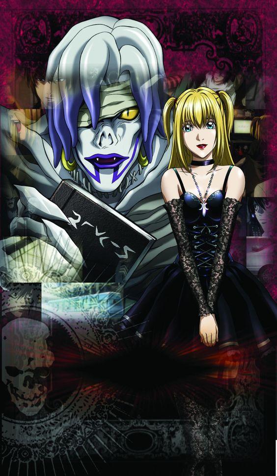 Papéis de parede do Death Note (10)