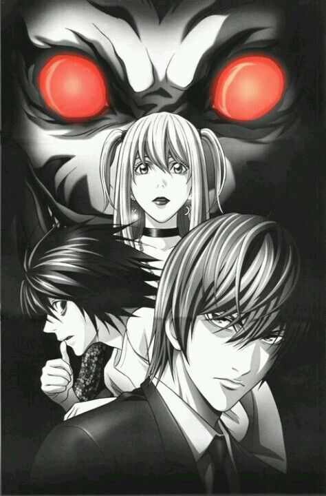 Papéis de parede do Death Note (4)