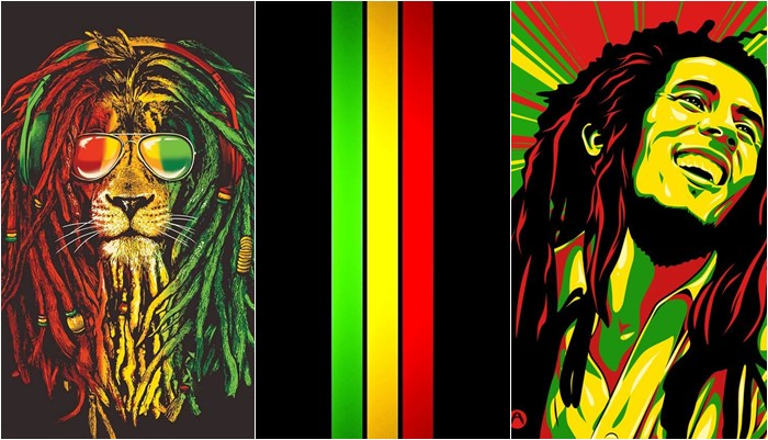 Papéis de parede do Reggae