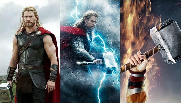 Papéis de parede do Thor