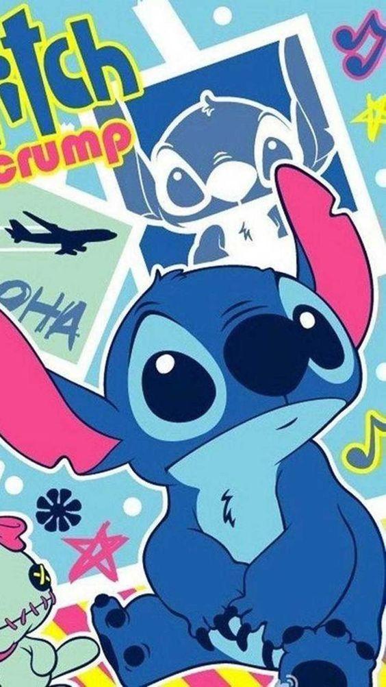 Papéis de parede do Stitch (8)