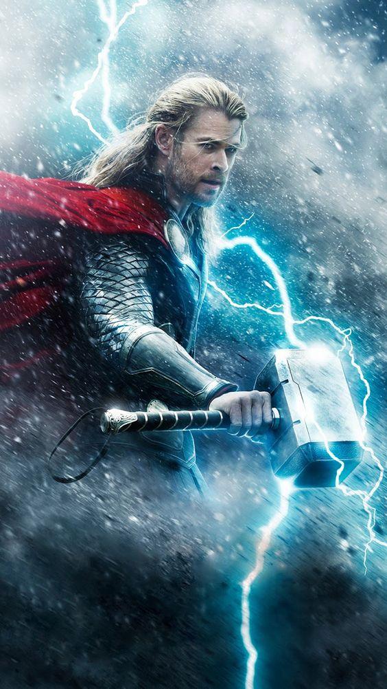 Papéis de parede do Thor (3)