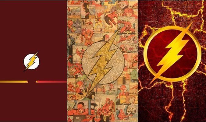 Papéis de parede do Flash