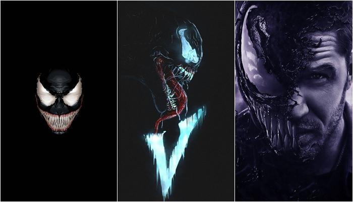Papel de parede do Venom