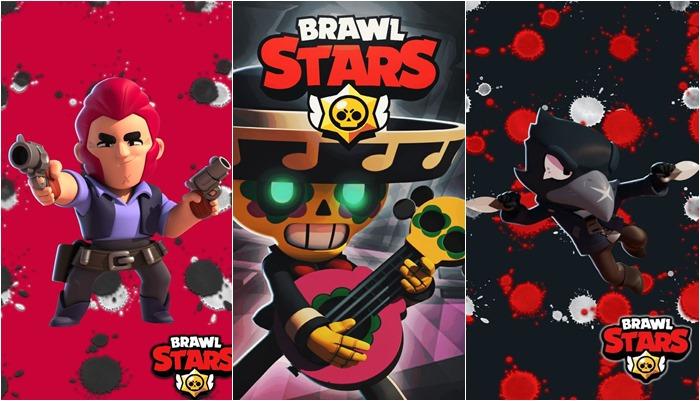 Papéis de parede do Brawl Stars